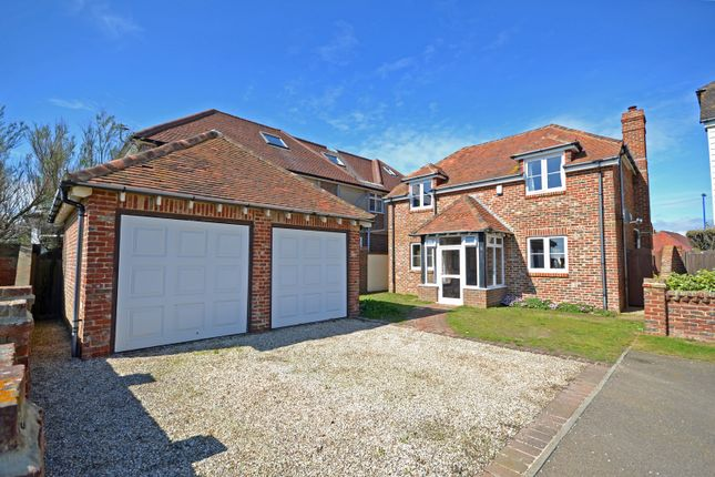 Thumbnail Detached house for sale in Sea Grove, Selsey