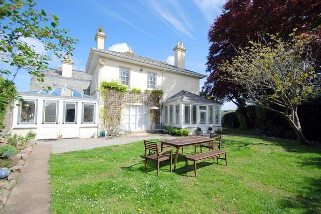 Thumbnail Detached house for sale in Stentaway Road, Plymstock, Plymouth