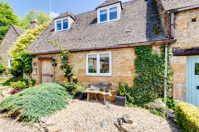 Thumbnail End terrace house for sale in Ford, Temple Guiting, Cheltenham