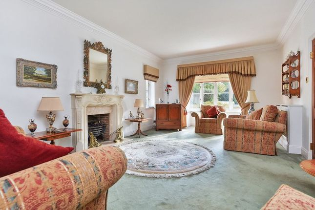 Sitting Room of Roundhill, Kirby Muxloe, Leicester LE9