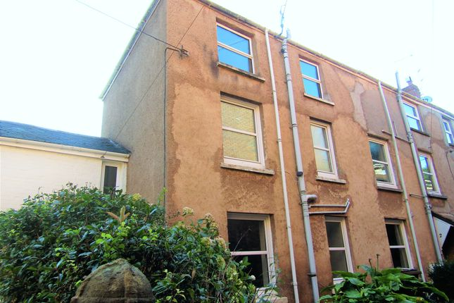 Thumbnail Terraced house to rent in Albert Terrace, High Street, Crediton