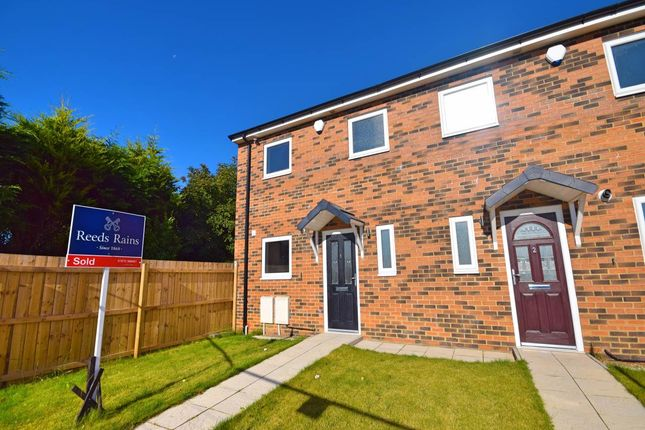 Thumbnail Property to rent in Oakwood Avenue, Newbiggin By The Sea, Northumberland