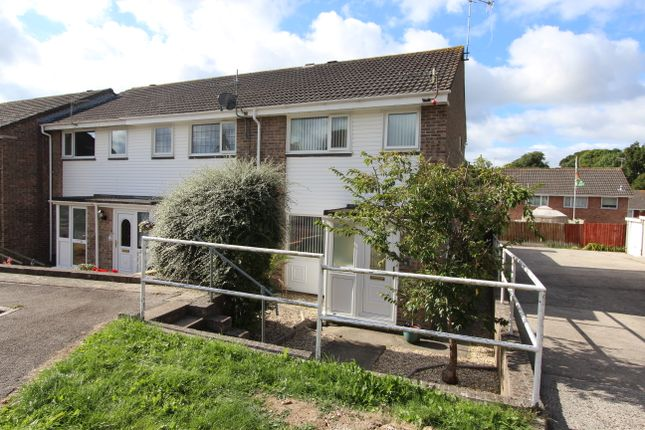 Thumbnail Terraced house for sale in Trengrouse Avenue, Torpoint