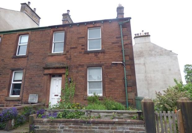 Thumbnail Flat to rent in Arthur Street, Penrith, Cumbria