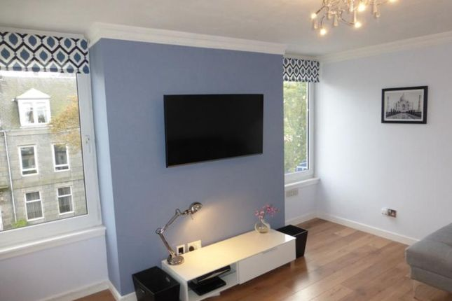Thumbnail Flat to rent in Union Grove (Attic), Aberdeen