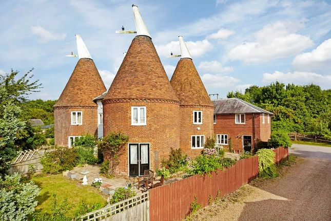 Thumbnail Property for sale in Bullion Oast, Manor Farm, Maidstone