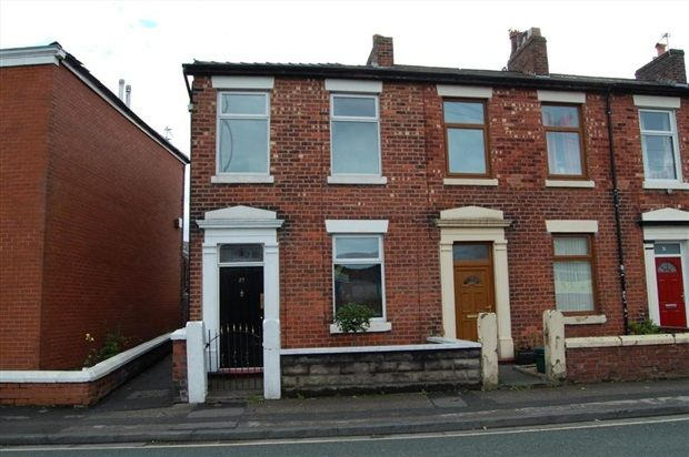 Thumbnail Property to rent in Brownedge Lane, Bamber Bridge, Preston