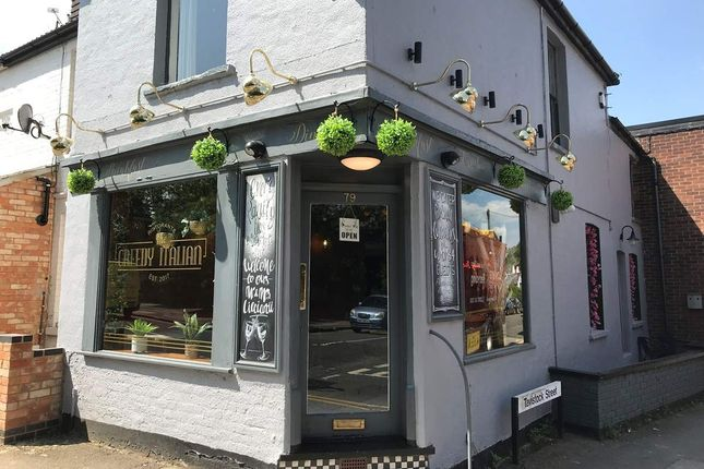 Thumbnail Restaurant/cafe for sale in Victoria Road, Bletchley, Milton Keynes