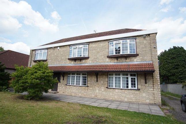 Thumbnail Detached house to rent in Crantock, Filton Lane, Stoke Gifford