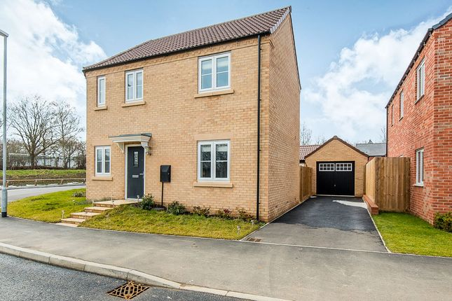 Thumbnail Semi-detached house for sale in Cricketers Way, Oundle, Peterborough