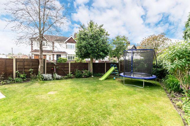 Garden of Norcott Avenue, Stockton Heath, Warrington WA4