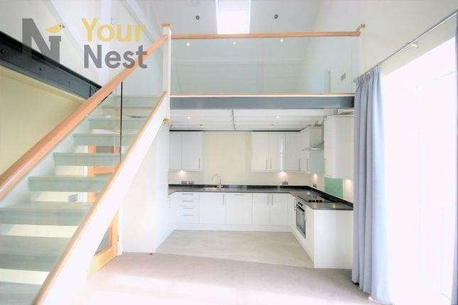 Thumbnail Flat to rent in Apartment 8, Belmont Waterside