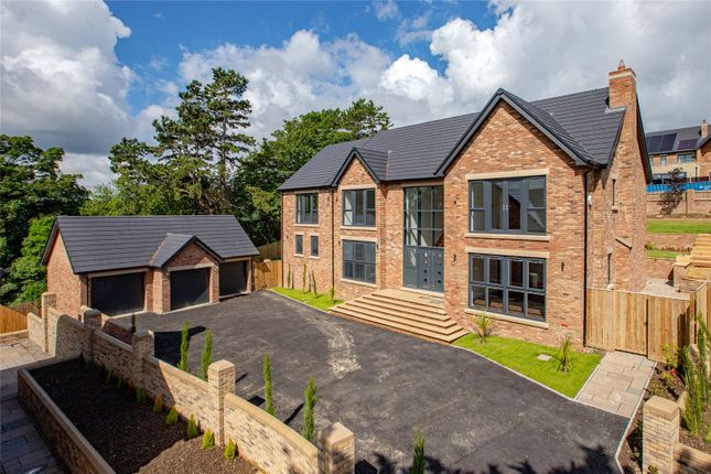 Thumbnail Detached house for sale in Upsall Grange Gardens, Nunthorpe, Middlesbrough