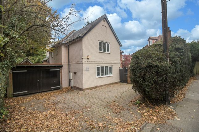 Thumbnail Detached house for sale in Shrubbs Hill Road, Lyndhurst