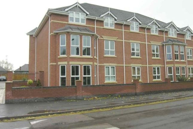 Thumbnail Flat to rent in St. Leonards Avenue, Stafford