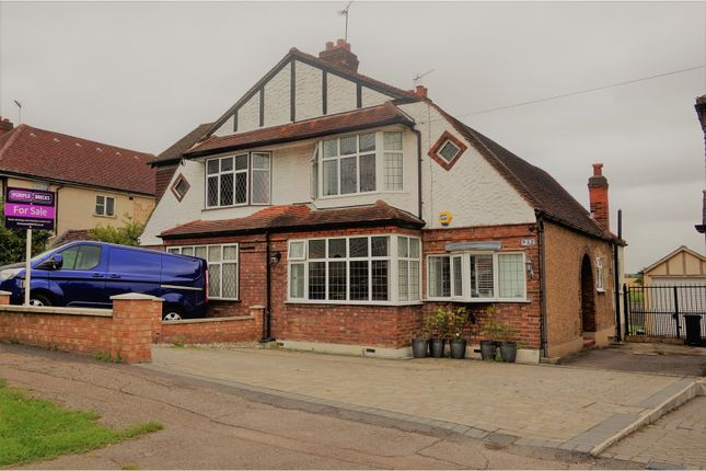 Thumbnail Semi-detached house for sale in Dukes Avenue, Epping