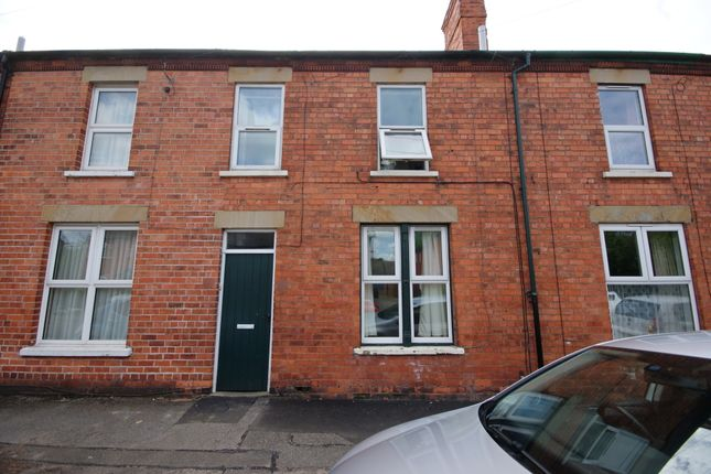 2 bed terraced house to rent in Peel Street, Lincoln LN5