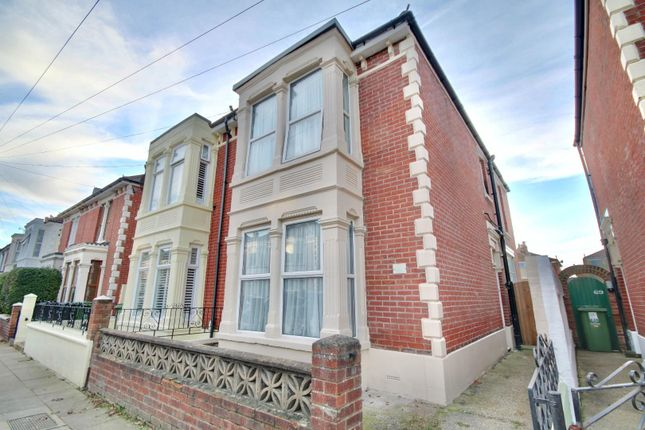 3 bed semi-detached house for sale in Balfour Road, Portsmouth PO2