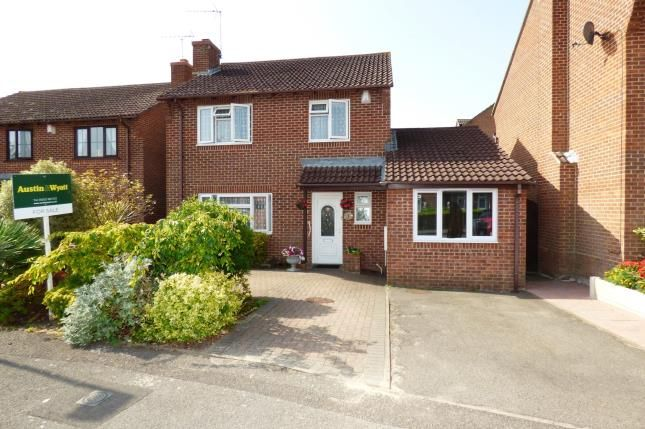 Thumbnail Detached house for sale in West Canford Heath, Poole, Dorset