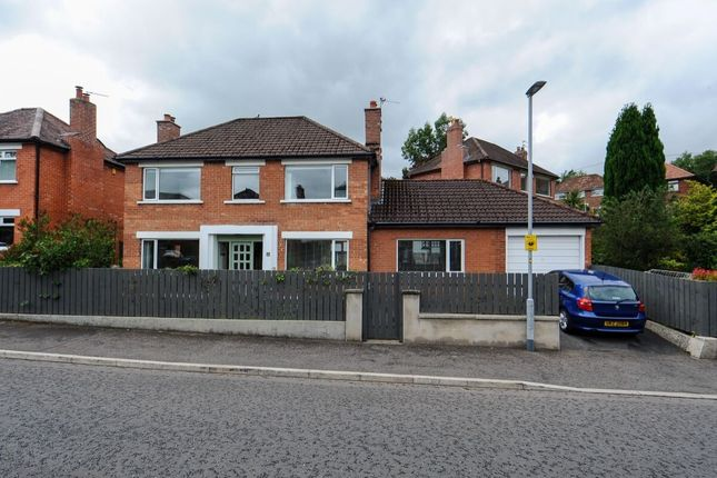 Thumbnail Detached house for sale in Ascot Park, Belfast