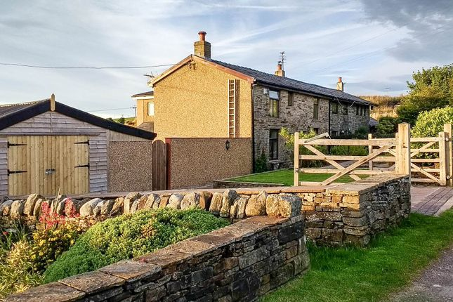 Thumbnail Farmhouse for sale in Cranberry Bottoms, Darwen