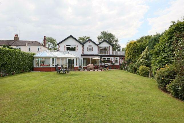 Thumbnail Detached house for sale in Trentham Road, Longton, Stoke-On-Trent