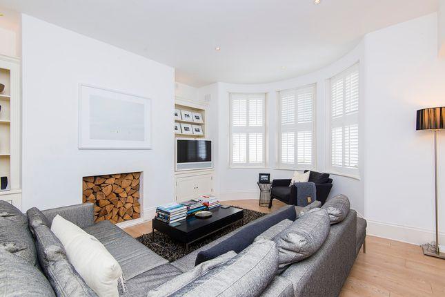 Thumbnail Flat to rent in Altenburg Gardens, London