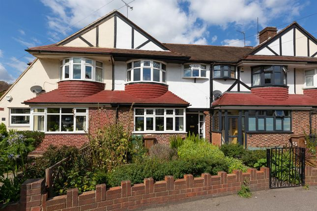 Thumbnail Terraced house for sale in Fyfield Road, London