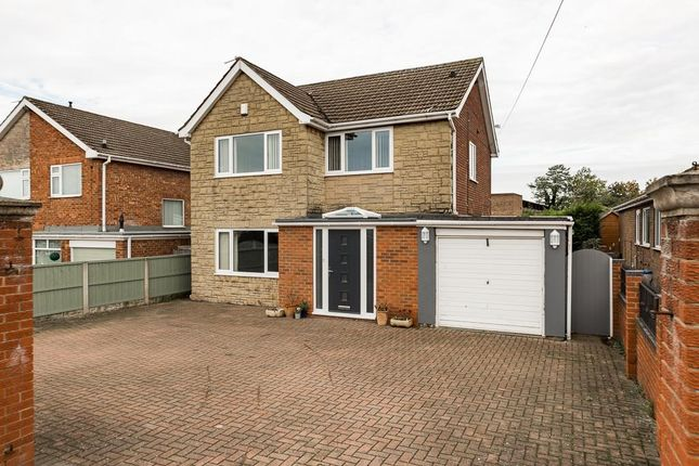 Thumbnail Detached house for sale in Sunningdale Road, Scunthorpe