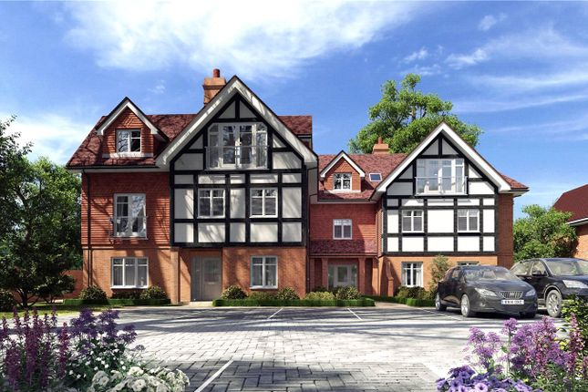 Thumbnail Flat for sale in Shoppenhangers Road, Maidenhead, Berkshire