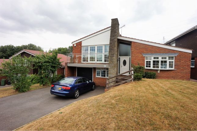 Thumbnail Detached house for sale in Northway, Sedgley