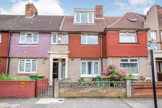 3 bed terraced house for sale in Egham Road, London E13