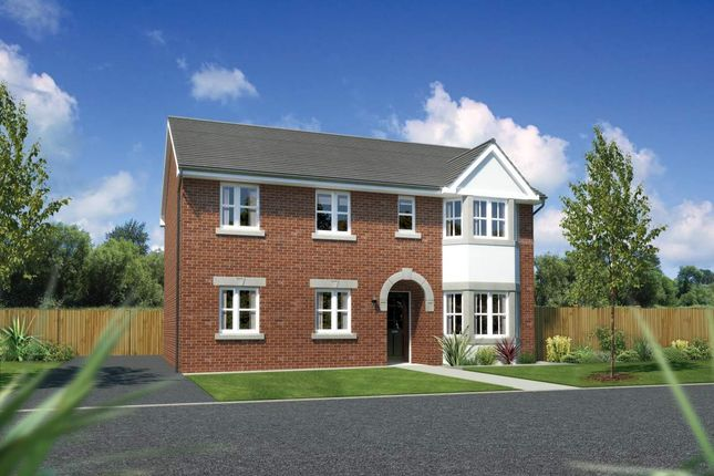 "Thumbnail Detached house for sale in ""Hollandswood"" at Arrowe Park Road, Upton, Wirral"