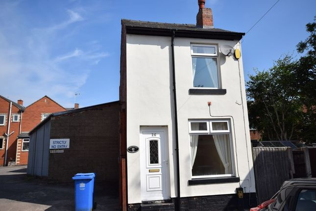 Thumbnail Detached house to rent in Alma Cottage Thoresby Street, Mansfield