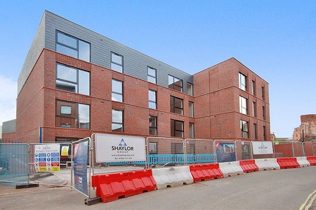 Thumbnail Flat for sale in Jewel Court, Legge Lane, Jewellery Quarter