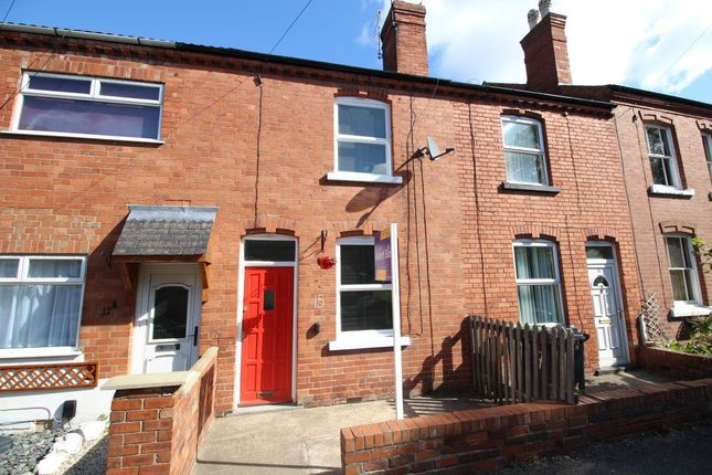Thumbnail Terraced house to rent in Middle Orchard Street, Stapleford, Nottingham