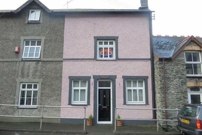 Thumbnail Cottage for sale in Taliesin, Powys