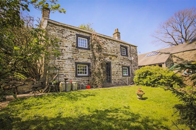 Thumbnail Farmhouse for sale in Forest Beck, Bolton By Bowland, Lancashire