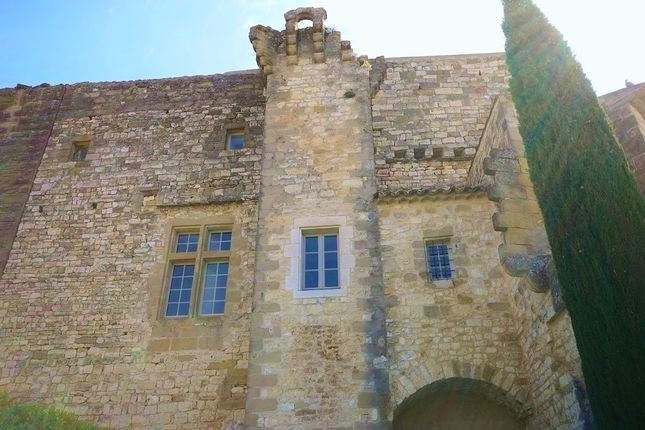 Thumbnail Château for sale in Uzès, Gard, Languedoc-Roussillon, France