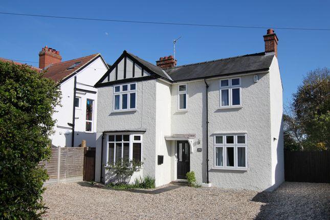 Thumbnail Detached house for sale in Milton Road, Cambridge