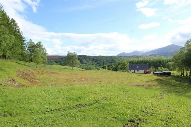 Thumbnail Land for sale in Building Plots, Faichem, Invergarry