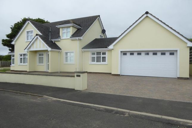Thumbnail Detached house to rent in Ballabridson Park, Ballasalla, Isle Of Man