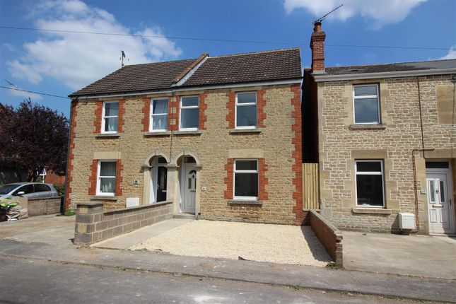 Thumbnail Semi-detached house for sale in Parliament Street, Chippenham