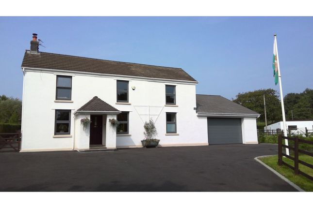 Thumbnail Detached house for sale in Coalbrook Road, Swansea