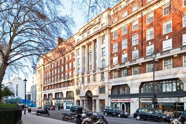 Thumbnail Flat for sale in Portman Square, Marble Arch