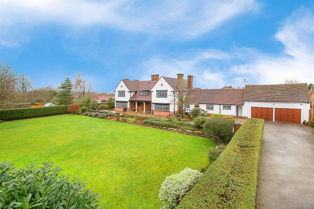 4 bed detached house for sale in Harrowden Road, Wellingborough NN8