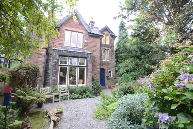 Thumbnail Semi-detached house for sale in The Riffel, Woolton Park, Liverpool