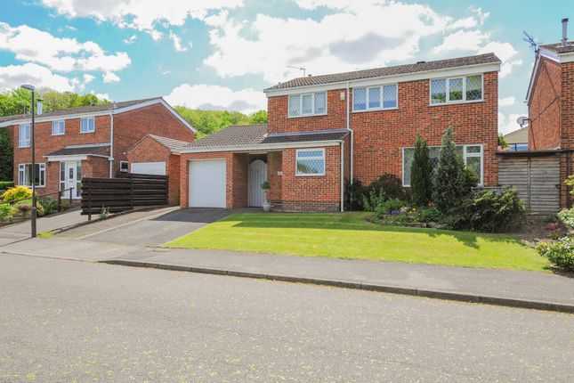 Thumbnail Detached house for sale in Mill Stream Close, Walton, Chesterfield