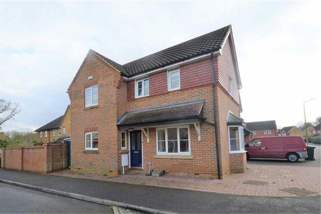 Thumbnail Link-detached house to rent in Wood Lane, Ashford, Kent