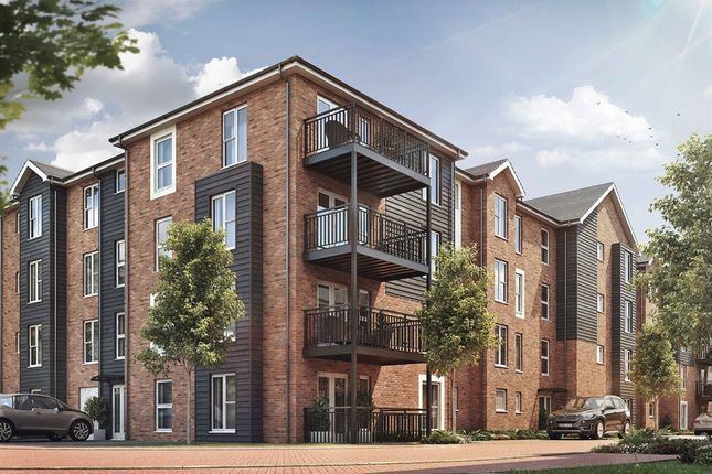 "Thumbnail Flat for sale in ""The Robin"" at Dukeminster Estate, Dunstable"